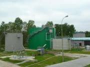 WKFz, zbiornik osadu zmieszanego, zbiornik magazynowy osadu